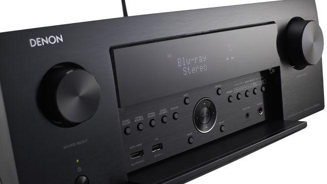 Av receiver listening modes