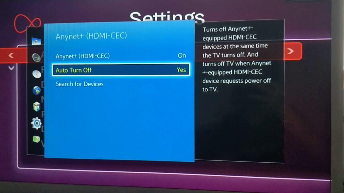 HDMI CEC