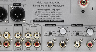 Home theater bypass