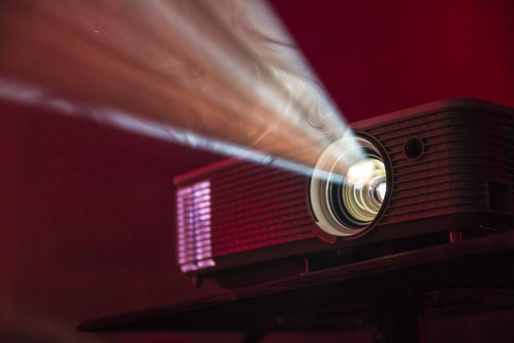 Projector setup