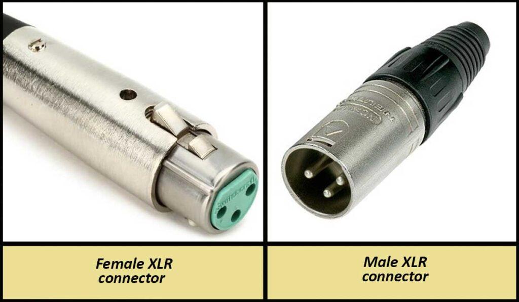XLR-cable-connectors