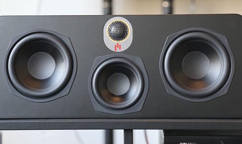 Muffled sorround sound