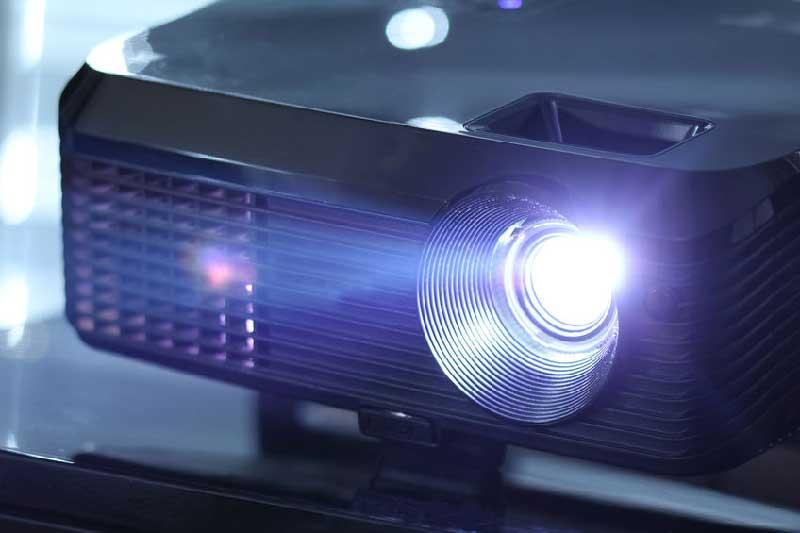 Projector lamp life