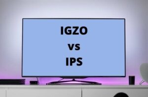 IGZO vs IPS