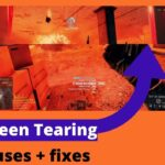 Screen Tearing (2)