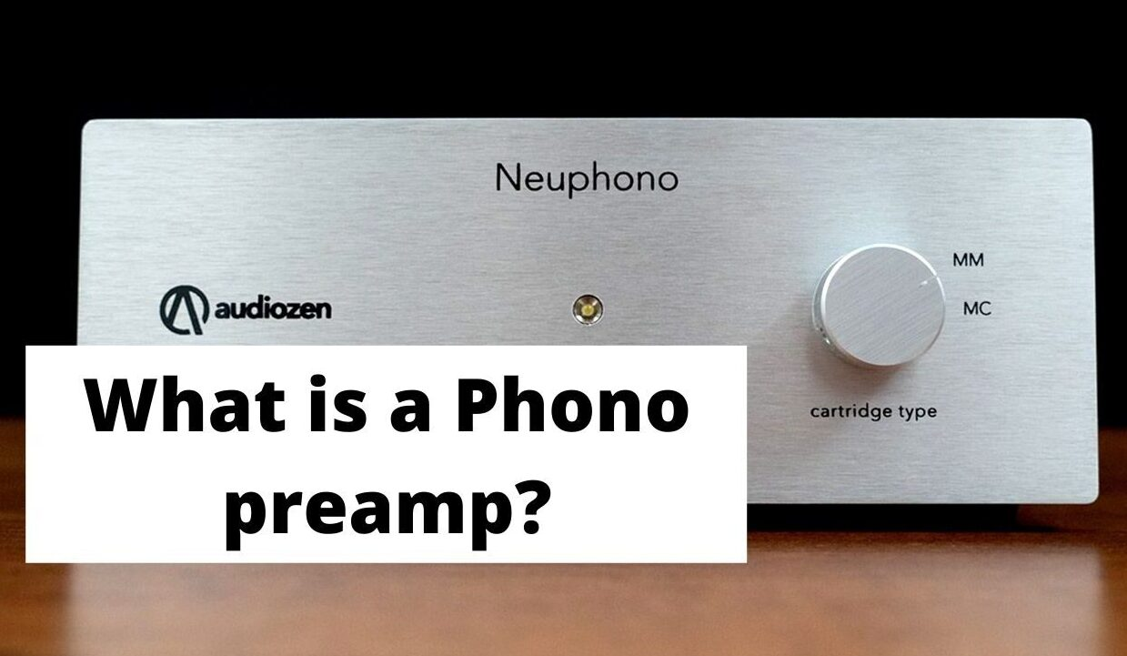 What is a phono preamp