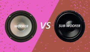 woofer-vs-subwoofer