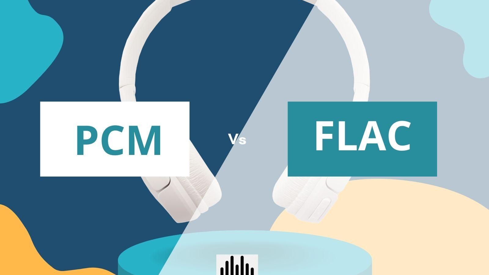 FLAC vs PCM
